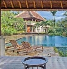 Enjoy 6 Nights at a Luxurious Private Estate at the Bali Purnati Center for the Arts