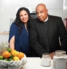 Enjoy Sunday Supper with Rev Run and His Family at their Home in New Jersey