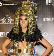 Attend Heidi Klum's Annual Halloween Party in NYC