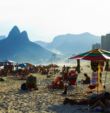 Ben Watts Photograph Print Titled Rio, 2014
