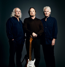 2 Tickets for an Upcoming CSN Concert & a Personalized Item From the Band
