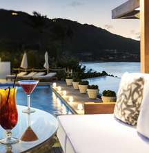 3-Nights of Luxury for 2 People at Hotel Saint Barth Isle de France