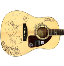 Epiphone Guitar Signed by The Roots