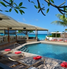 Escape for 2 Nights in a Coral Ocean View Room to Hotel Taïwana in Beautiful St. Barth