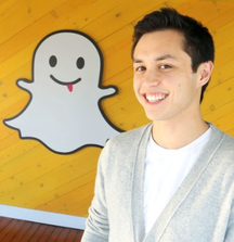 Have Lunch with Snapchat Founder Bobby Murphy in LA