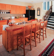 Enjoy Six Nights With a Group of Five at a Casa de Las Sierras Condo in Colorado