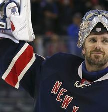 Meet Henrik Lundqvist With 2 Tickets to a 2014/15 NY Rangers Game at Madison Square Garden