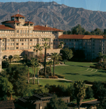 2 Nights at the Luxurious Langham Huntington in Pasadena, Plus Spa Treatments, Dinner for 2, & Jimmy Choo Luggage