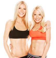 LIVE BID! Enjoy a Private Workout with Tracy Anderson and Gwyneth Paltrow in NYC or the Hamptons