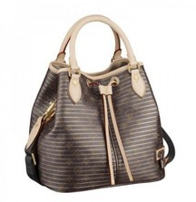 Accessorize Your Look with a Louis Vuitton Argent Monogram Eden Neo Bag