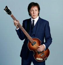 Meet Sir Paul McCartney & Receive 2 Tickets to the Concert of Your Choice