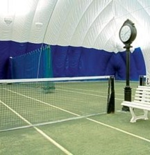 Receive a 1 Year Peak Tennis Membership to City View Racquet Club in Long Island City, NY