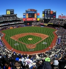 4 Tickets to the New York Mets vs Chicago Cubs on August 15 at Citi Field, Hospitality Suite Access, & 1 VIP Parking Pass