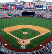 4 Tickets to the New York Yankees vs Detroit Tigers on August 5 at Yankee Stadium