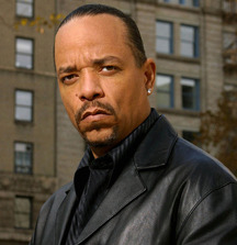 Meet Ice-T on the Set of Law & Order: SVU in New York City