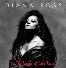 4 Front Orchestra Tickets to See Diana Ross LIVE in Las Vegas on September 19