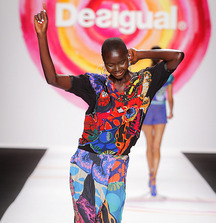2 Tickets to the Desigual New York Fashion Week Show on September 4