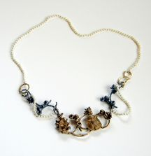 Le Jardin Necklace by Arianna Svaicari