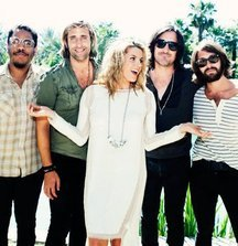 2 Tickets to a Grace Potter & the Nocturnals Show of Your Choice Plus a Personalized Guitar