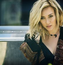 Meet Hilary Duff & Introduce Her at the T.J. Martell Foundation NYC Family Day on September 28
