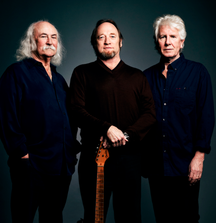 Meet David Crosby & Graham Nash with 2 Tickets to the Sold Out Crosby, Stills & Nash Concert on September 26 in Mesa, AZ
