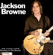 Meet Jackson Browne with 2 Tickets to His October 7 Show in New York City