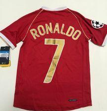 Cristiano Ronaldo Boy's Manchester United Jersey