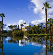 Enjoy a 2 Night Stay in a Junior Suite with Roundtrip Airport Transfer at Palais Namaskar Marrakech