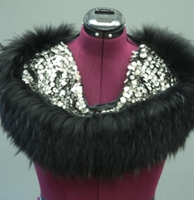 J. Mendel Embroidered Fur Bolero and 2 Tickets to the Spring 2011 Fashion Show During Fashion Week
