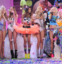 You and a Guest Will Attend the Afternoon Taping of the Victoria's Secret Fashion Show!