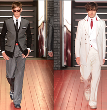 Enjoy 2 Tickets to the John Varvatos June 2013 Fall Men's Fashion Show in Milan, Italy
