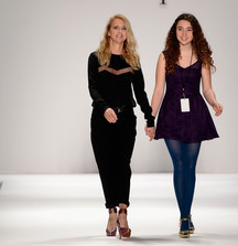 Meet Nanette Lepore at Her Sept 2013 or Feb 2014 NY Fashion Week Runway Show Plus a Backstage Tour