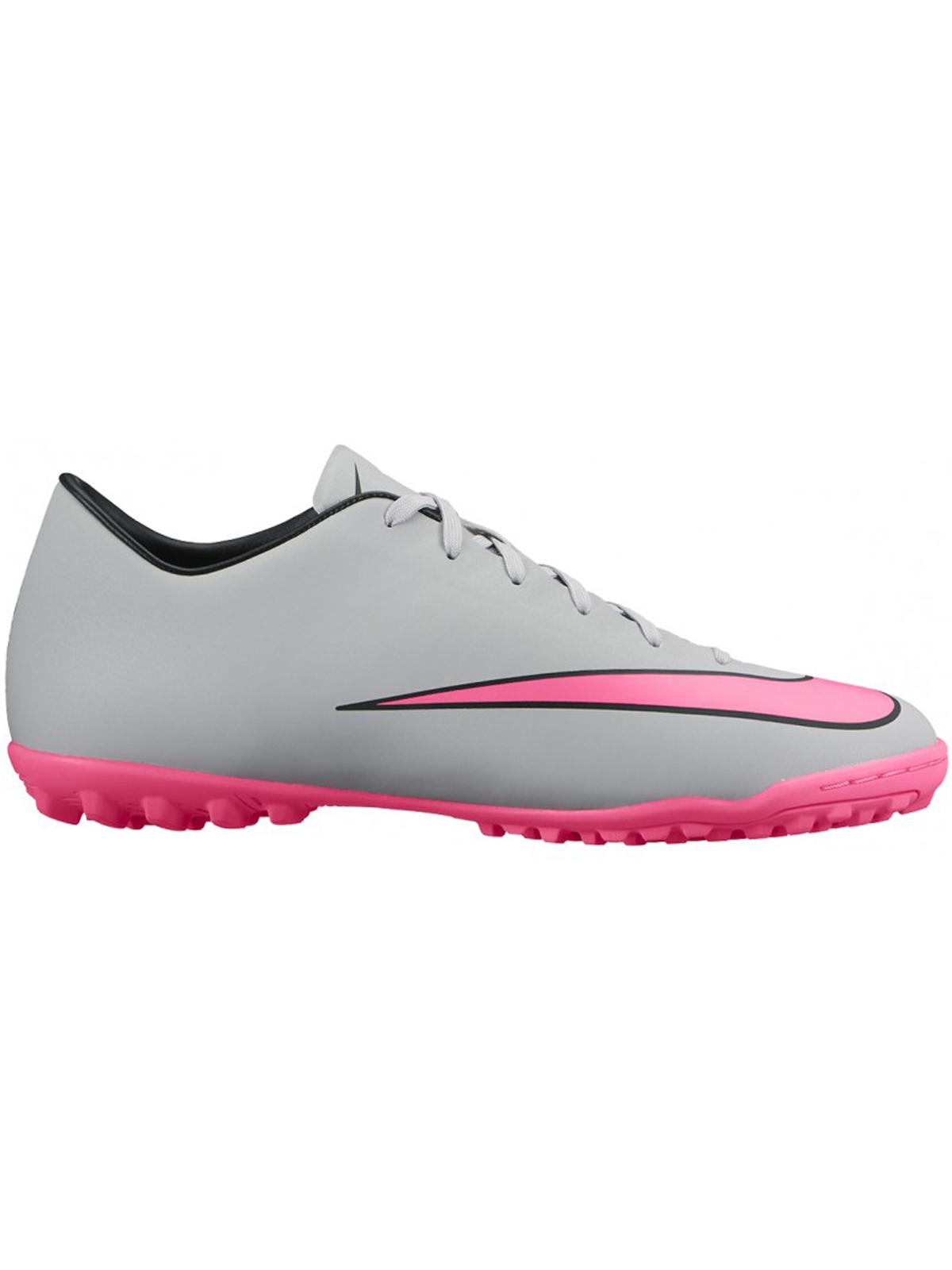 Nike Mercurial Victory V TF grigio e rosa 651646 060