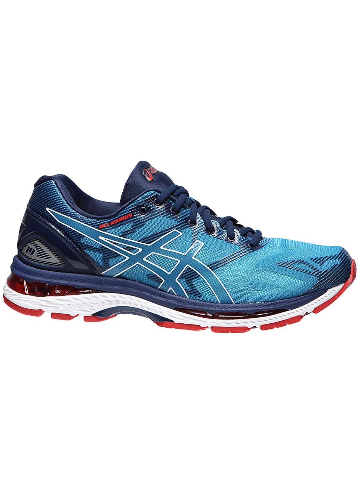 ASICS GEL NIMBUS 19 scarpa running Uomo ST700N 4301