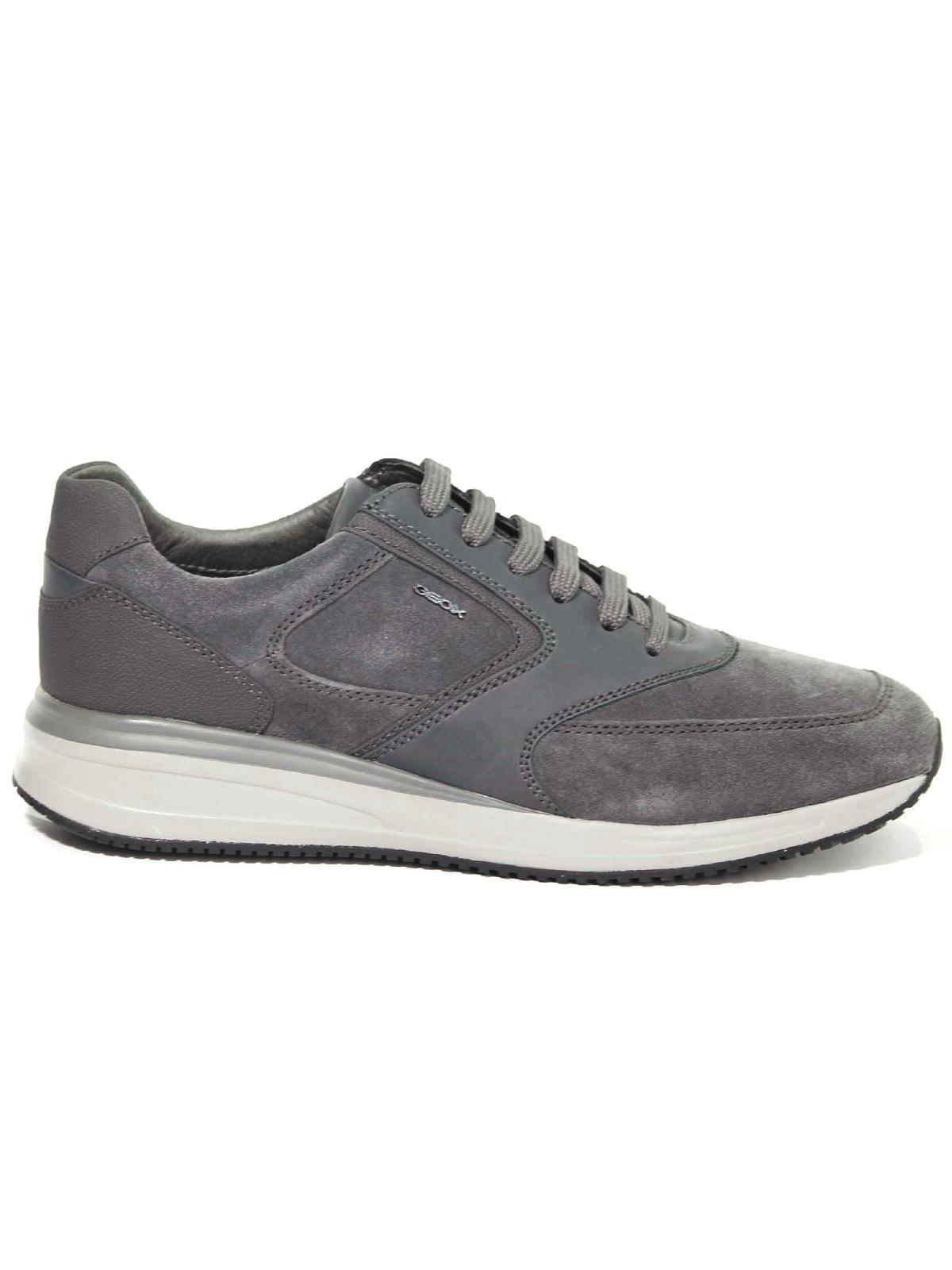 Alta qualit Sneakers Geox U DENNIE U740GA022CLC9004