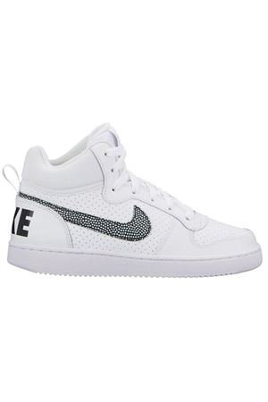 NIKE COURT BOROUGH MID (GS) NIKE | 12 | 839977105