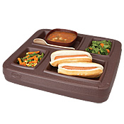 Insulated Meal Trays