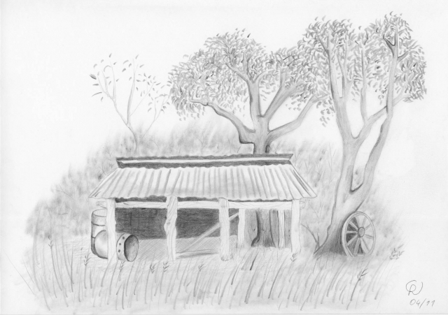OldHayshed