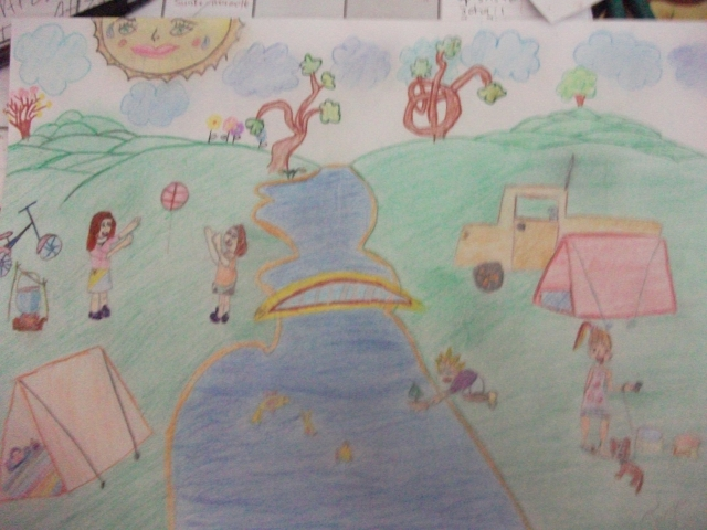 happy days  byTanya Gr 5