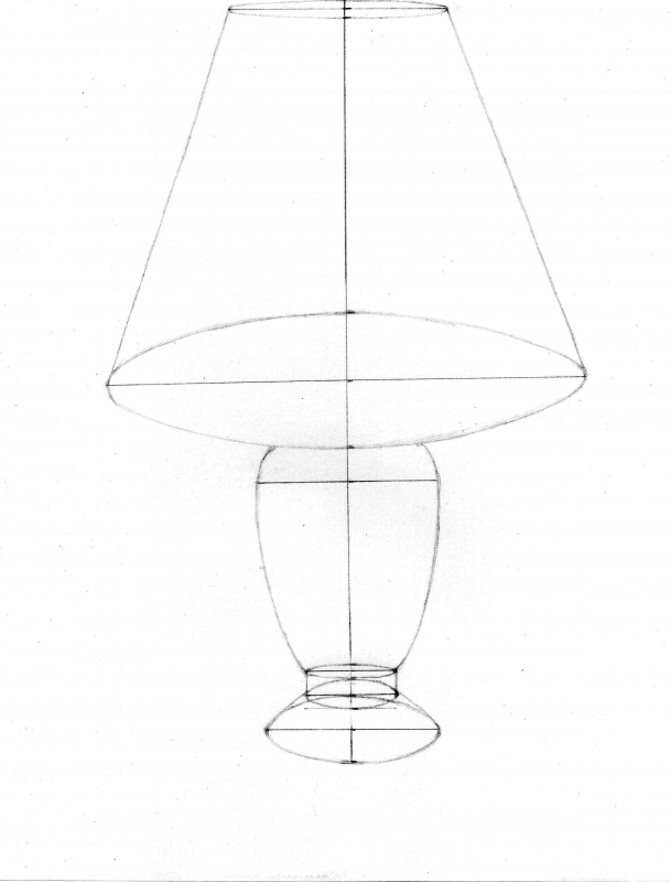 week 3: Lamp construction draft
