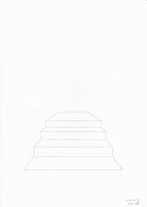 stairs-drawing