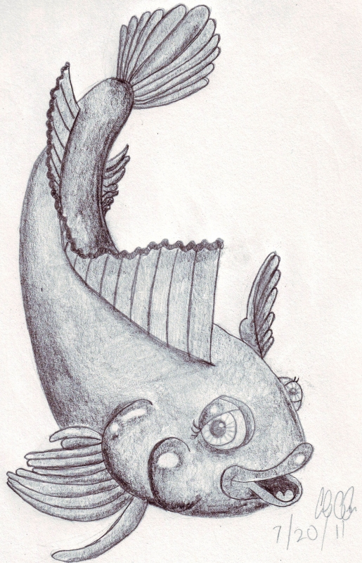 All Pencil Fish