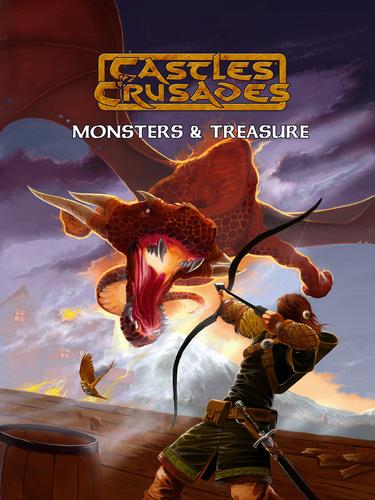 Castles & Crusades Monsters & Treasure -- X