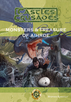 Castles & Crusades Monsters & Treasure of Aihrde -- X