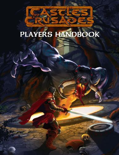 Castles & Crusades Players Handbook Standard Cover -- X