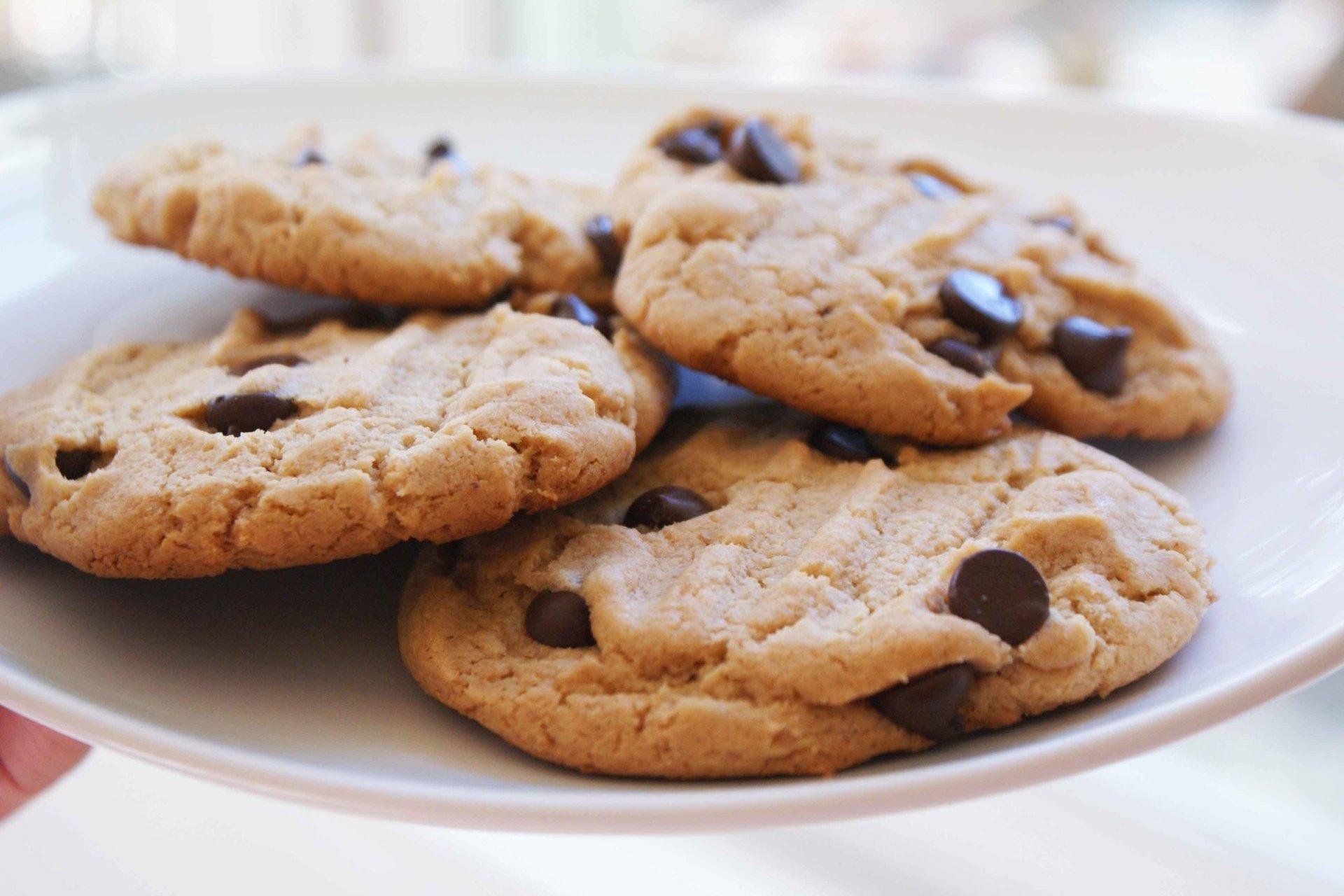 Рецепт домашнего шоколадного печенья