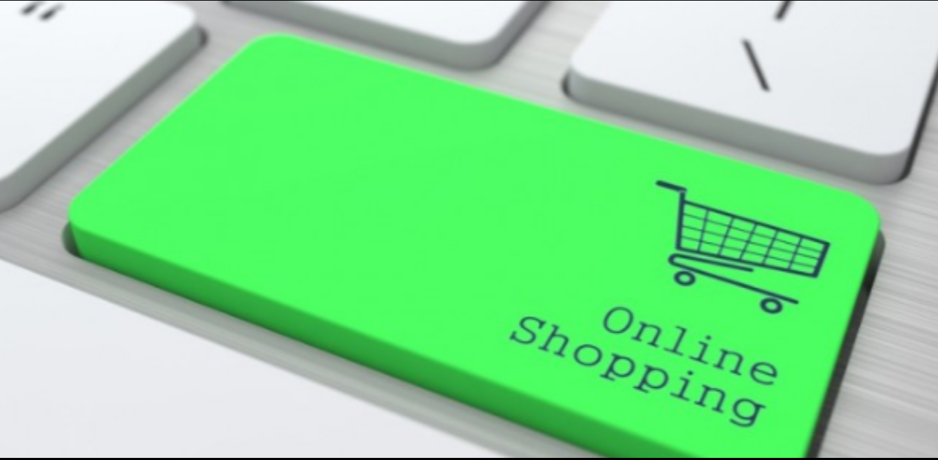 problem and background of online shopping