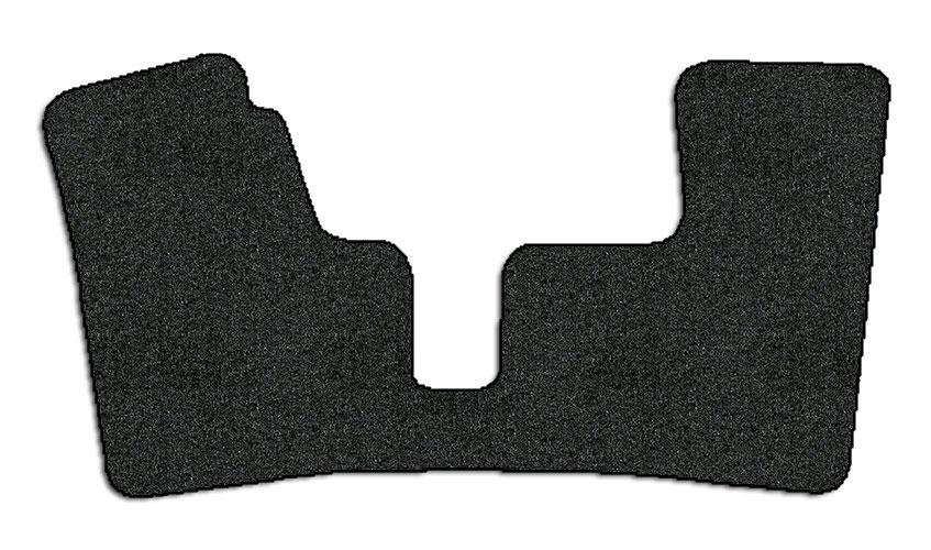 1987-1996 Dodge Dakota 1 pc Front Factory Fit Floor Mat (No Console-Auto-4WD)