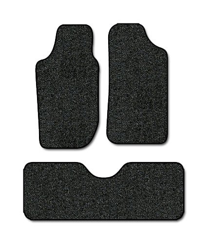 1995-2001 GMC Jimmy S15 3 pc Set Factory Fit Floor Mats (2 Door)