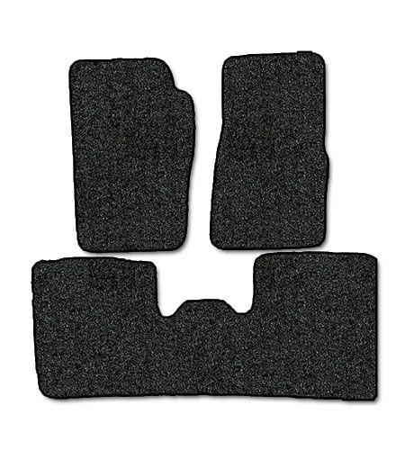 1999-2003 Ford Ranger 3 pc Set Factory Fit Floor Mats (Extended Cab - 4 Door)